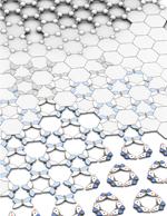 graphene BN Moire pattern
